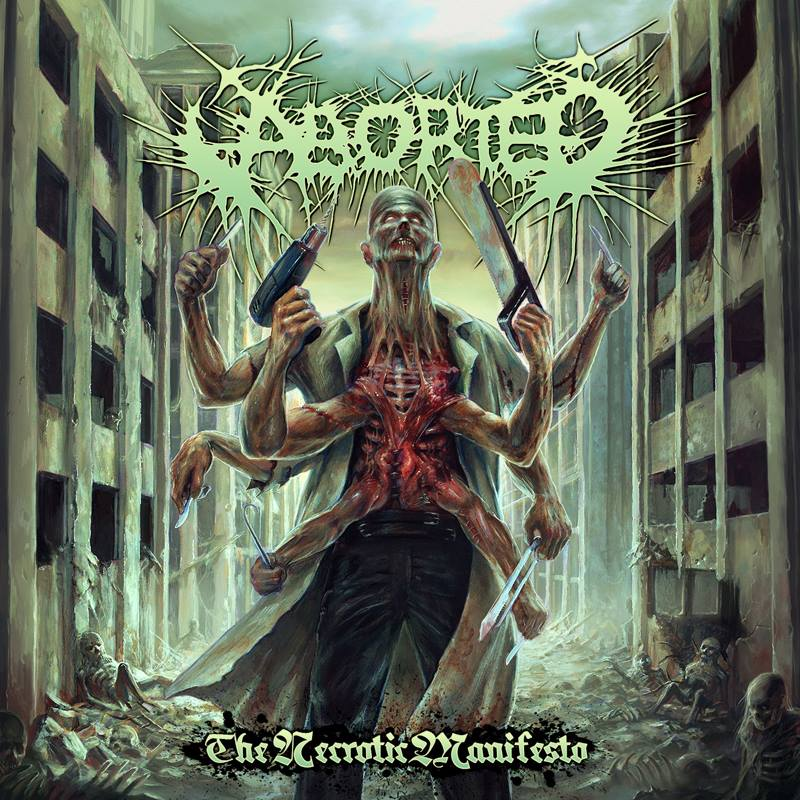 aborted-the-necrotic-manifesto
