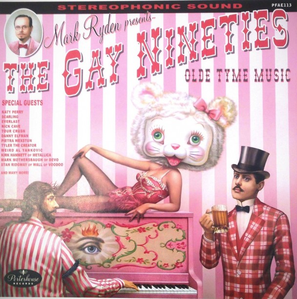 Mark-Ryden-The-Gay-Nineties-Old-Tyme-Music-608x611