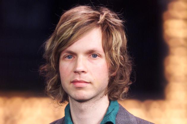 Beck on MTV