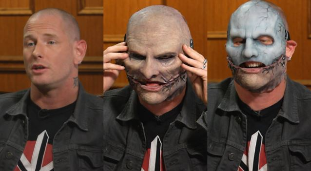 corey-taylor-tries-on-new-mask