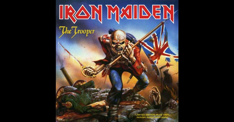 Iron Maiden Suck 46