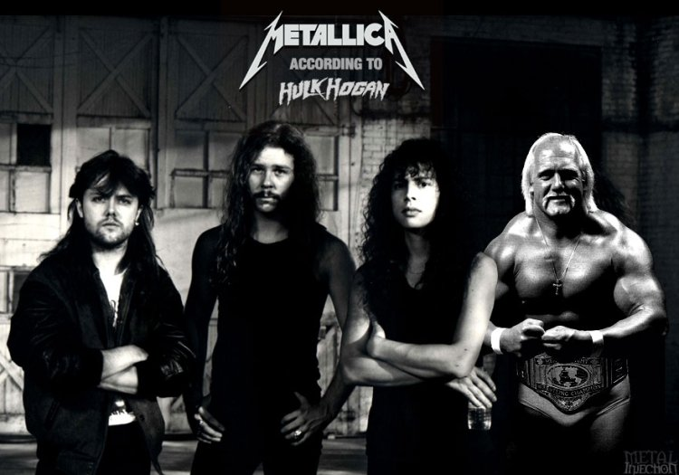 Metallica-Hulk-Hogan