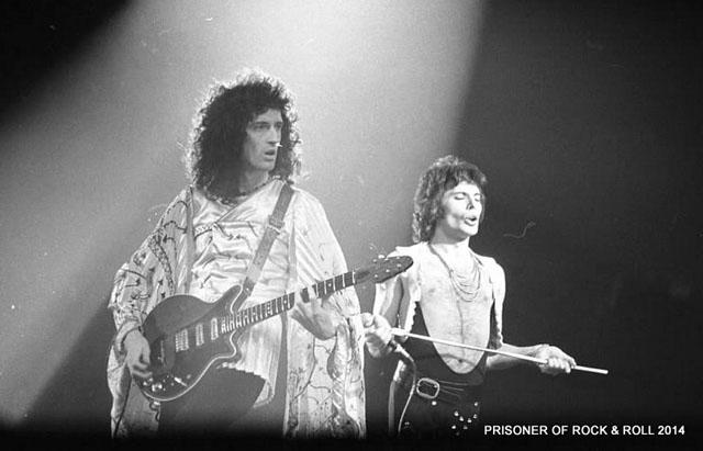 Brian May & Freddie Mercury (Queen)