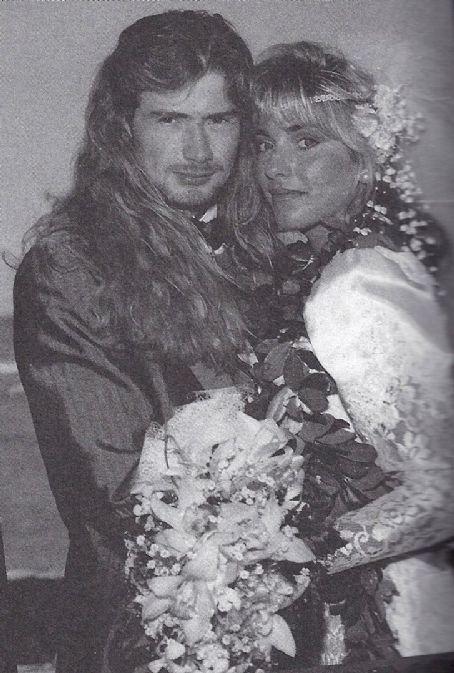 mustaine-wedding