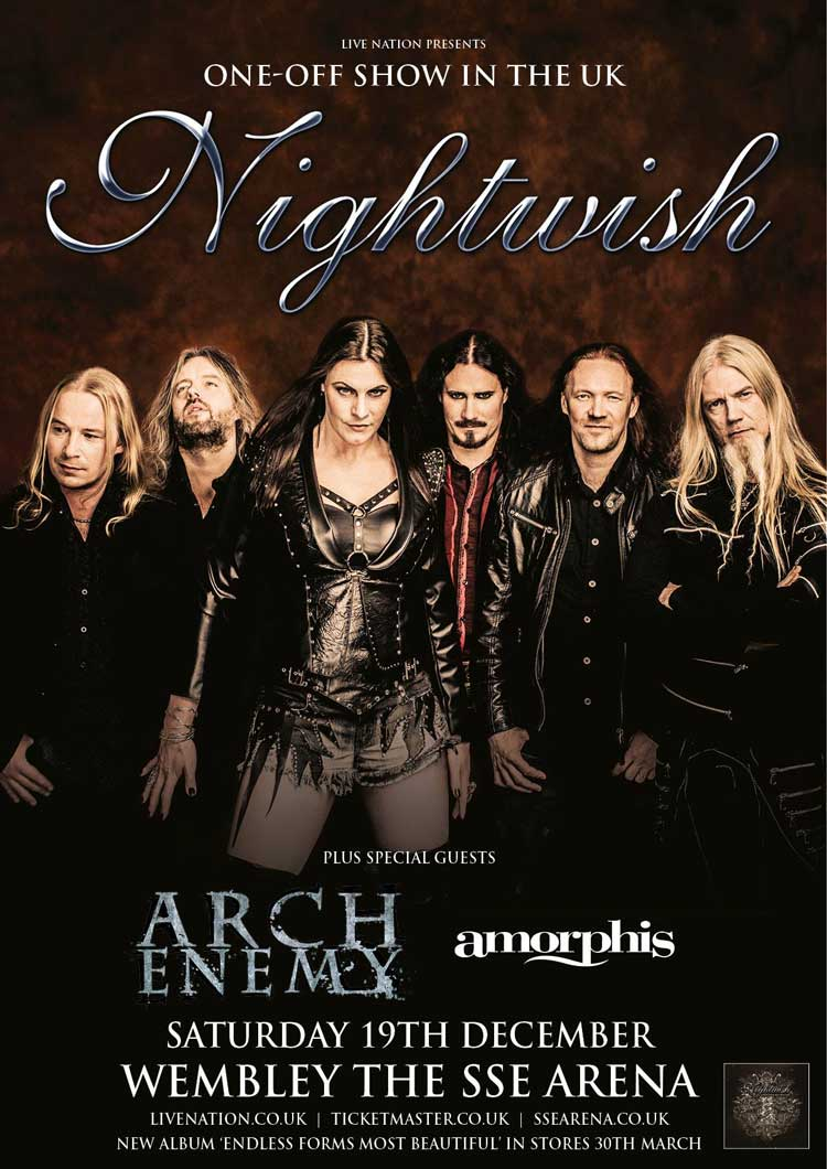 nightwish-wembley