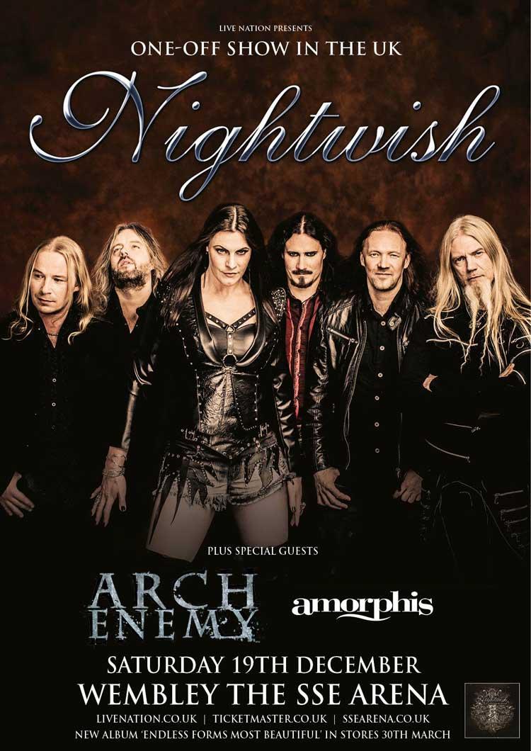 nightwish-wembley