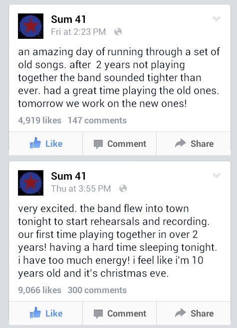 sum-41-new-album-update-facebook