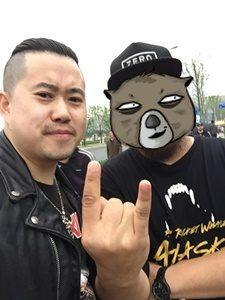 เพื่อนใหม่ระหว่างทาง: Tony Xie เมทัลเฮดเจ้าบ้าน
