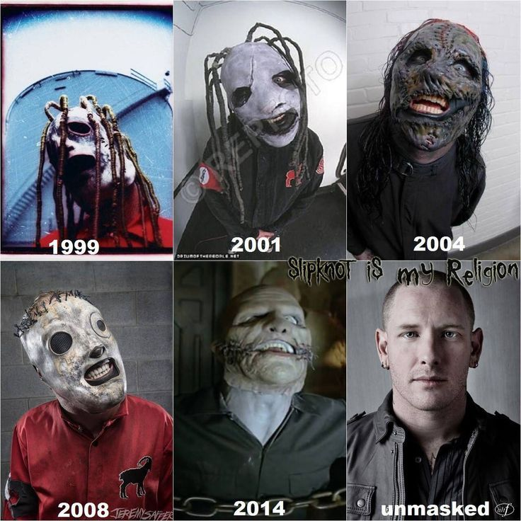 """Corey Taylor เผย หน้ากากอัลบั้ม """"All Hope is Gone ..."""