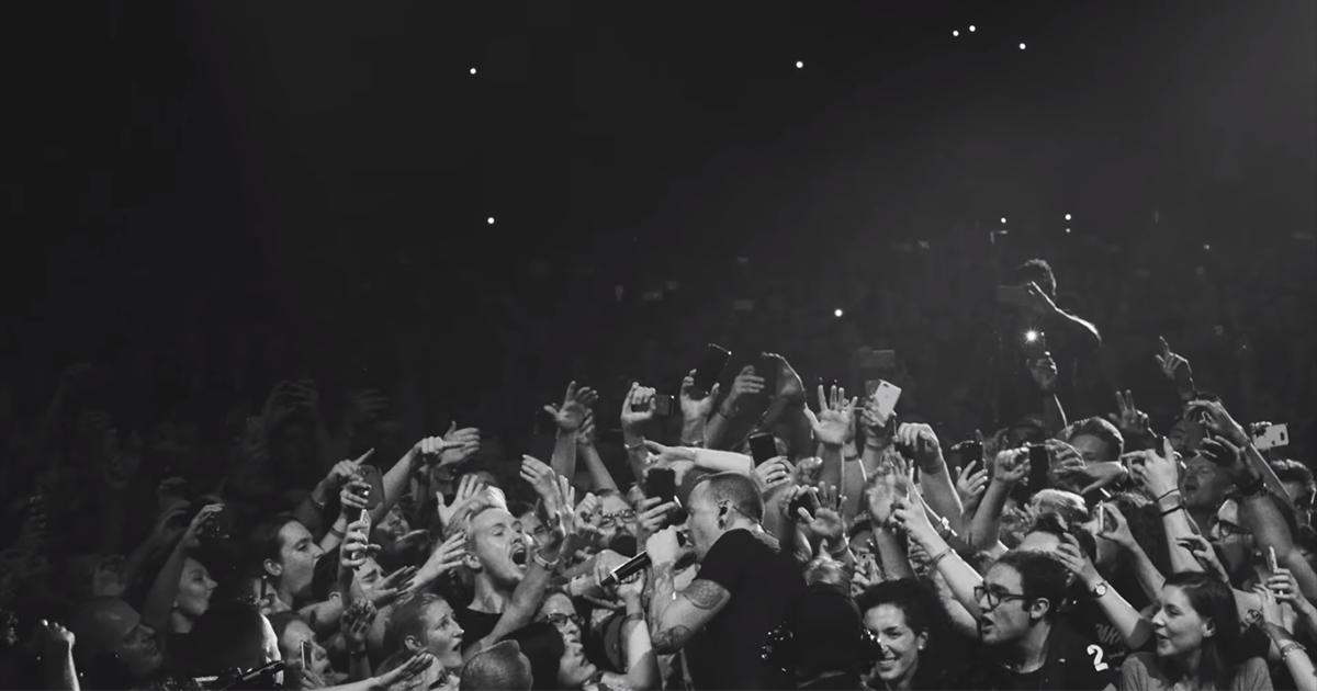 Linkin Park ปล่อยคลิป Crawling จากอัลบั้มบันทึกการแสดงสด